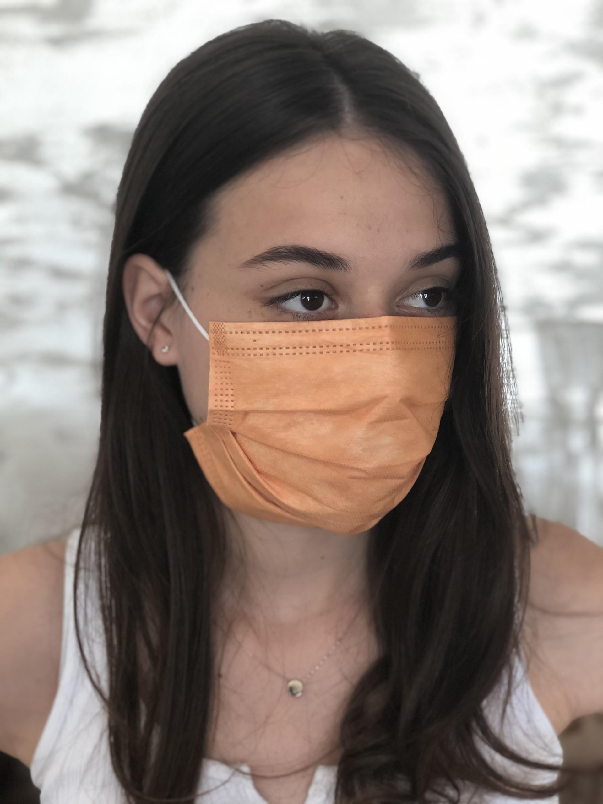 covid19 bakar okid maskica za lice